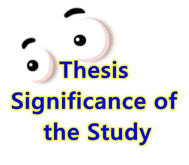 Thesis Proposal Examples Online - Studentshare